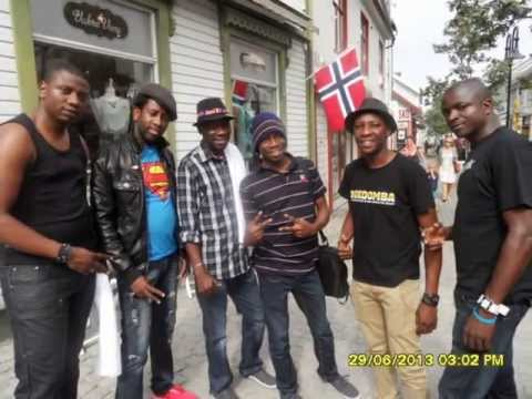 African Press International: Mokoomba Band perform at the Arts Festival of Norway 2013
