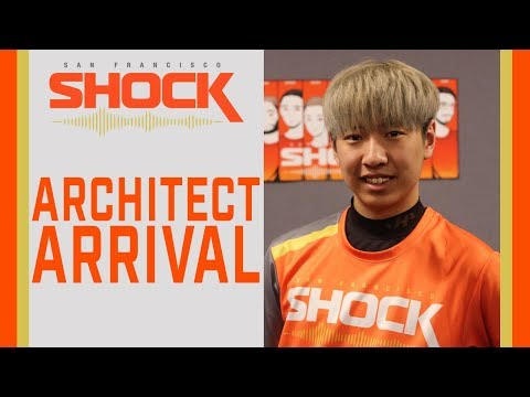 Architect's Arrival: Welcome to Overwatch League