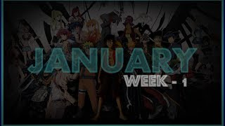 ► Top 20 | Anime Opening Charts | Week - 1 | Month (JANUARY) | (HD)