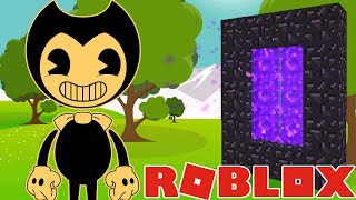 🐷 DIMENSION BENDY AND THE INK MACHINE EN ROBLOX - AENH