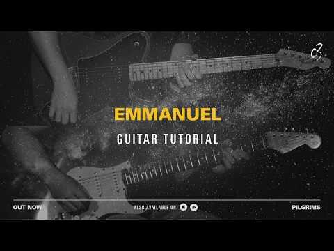Emmanuel - Guitar Tutorial