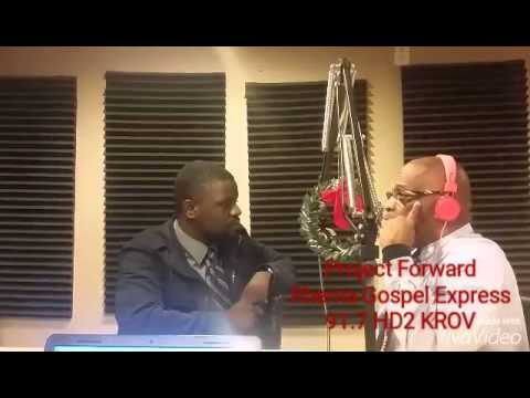 PROJECT FORWARD INTERVIEW WITH LADITAN LAOLU