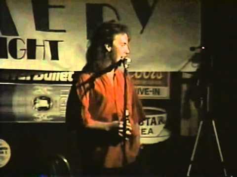 Doug Stanhope at Carlos Murphy's in Las Vegas, 1990