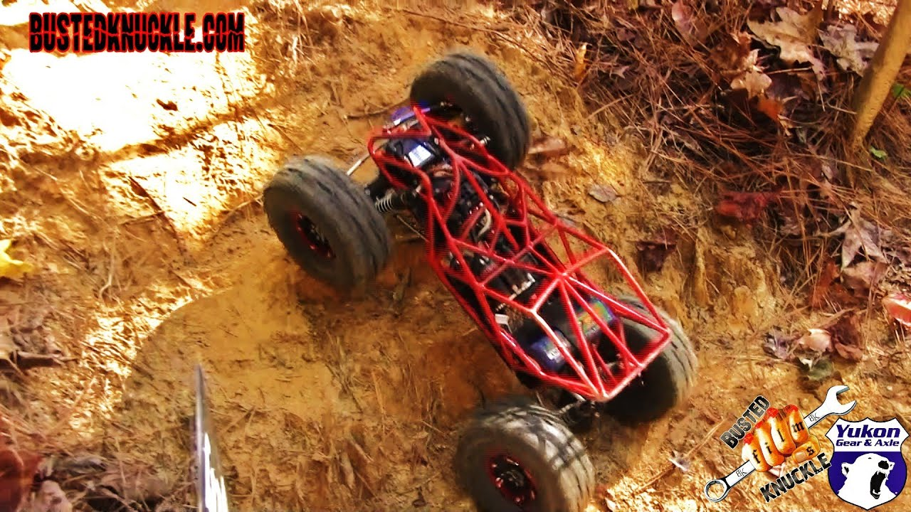 EXTREME RC ROCK BOUNCER