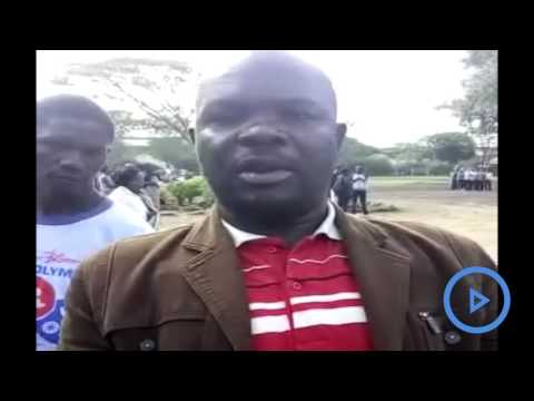 Nairobi residents disappointed after ODM primaries got cancelled