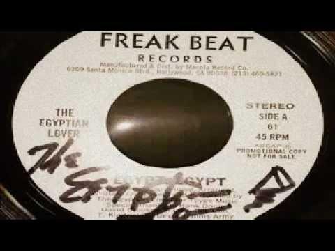 The Egyptian Lover - Beast Beats - 7