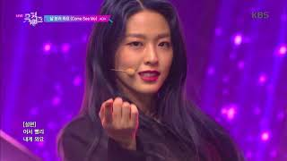 Download lagu COME SEE ME (날 보러 와요) - AOA [뮤직뱅크 Music Bank] 20191206
