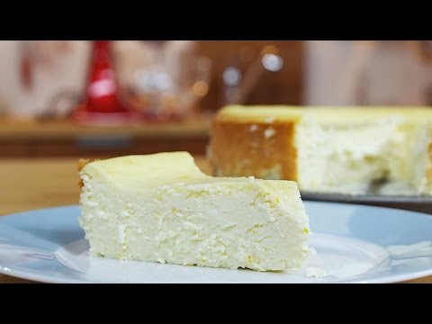 🔵 How To Make Italian Ricotta Cheesecake - Recipe || Glen & Friends Cooking