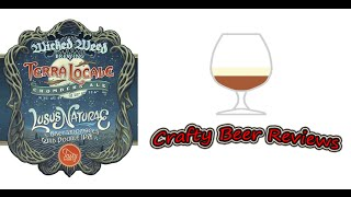 Wicked Weed Lusus Naturae (Brett DIPA!) | Crafty Beer Reviews: Ep. #489