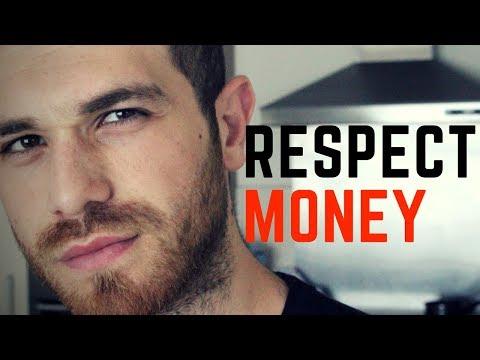 1 RULE TO SUCCESS –  RESPECT MONEY! Motivational Speech