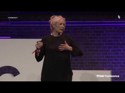 Sofia Wingren (Hyper Island) on Eternal Entrepreneurs & Timeless Talent | TNW Conference 2017