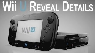 Wii U Reveal - price, release date, gameplay, launch lineup and more! (HD)