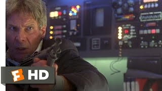 Air Force One (4/8) Movie CLIP - The Commander-In-Chief (1997) HD
