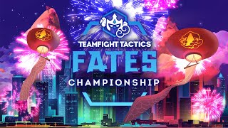 Who will be the Teamfight Tactics Fates World Champion?