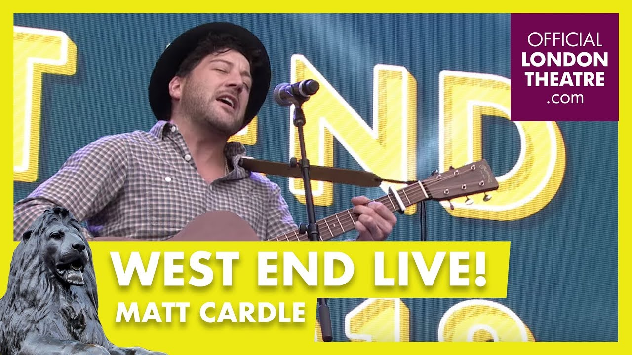 West End LIVE 2018: Matt Cardle