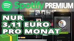 3 Euro pro Monat SPOTIFY PREMIUM :TUTORIAL (HD+) (Deutsch)   ST