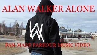 Alan Walker-Alone [Fan made Parkour ]