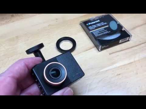 Polarized Dash Cam Filter For Garmin 45 And 55