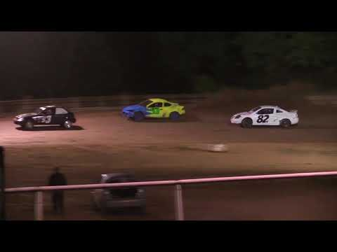 Ohio Valley Speedway 4 Cylinder Feature 7-7-18