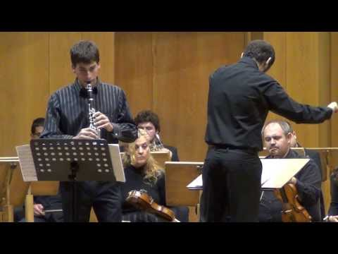 Preslav Stoyanov: Concerto para Clarineta - Kristiyan Kaloyanov