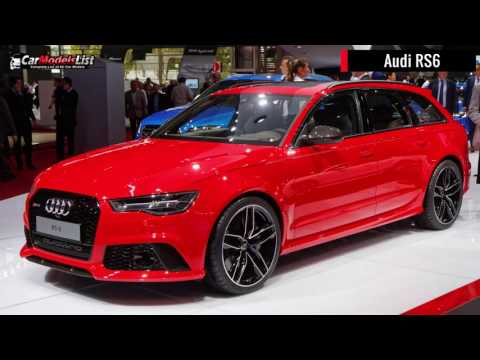 All Audi Models | Full list of Audi Car Models & Vehicles