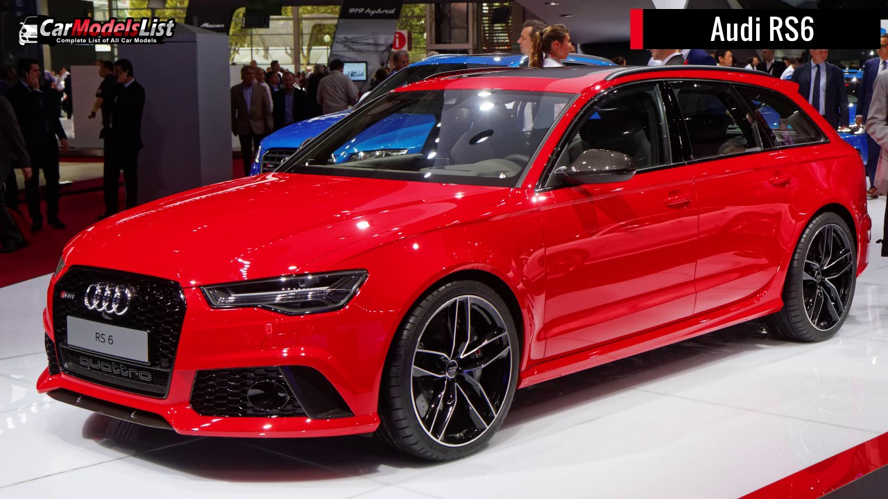 All Audi Models  Full list of Audi Car Models  Vehicles  YouTube