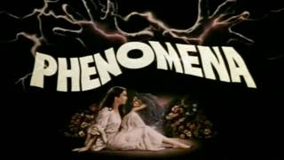 Phenomena (aka: Creepers - 1985) - Trailer & Teaser
