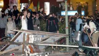 Radical Left Black Bloc in Germany // 2009 direct action review