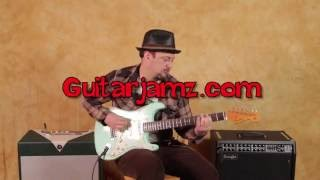 Jimi Hendrix Style Rhythm Guitar Tricks  - Guitar Lesson - How to play Electric