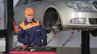 Alternator KIA ausbauen - Video-Tutorials