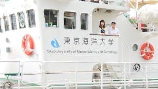 「講義の鉄人」ようこそ!! 東京海洋大学へ