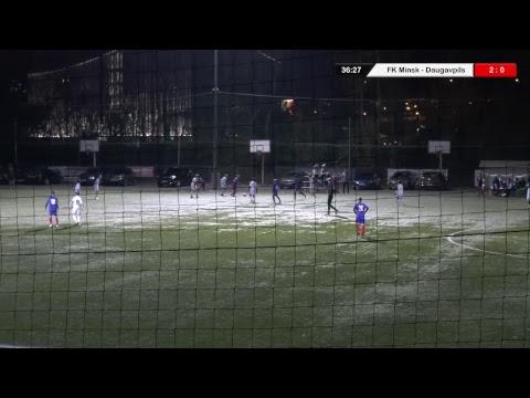 FK Minsk (Belarus) - Daugavpils (Latvia)