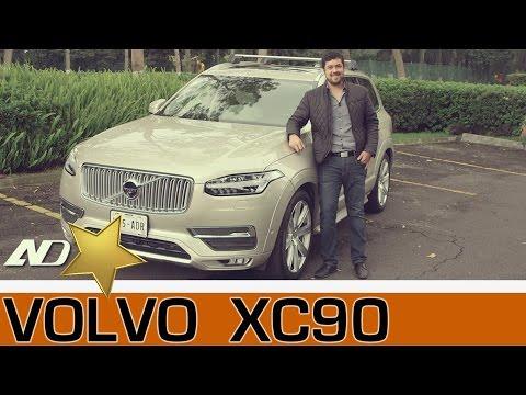 Volvo XC90 ⭐️ - Sexy, segura y sueca.