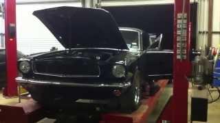 1965 Ford mustang fastback, 331 stroker, Open Headers!!!