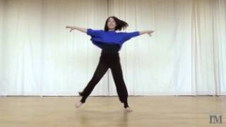 JUNIOR JAZZ DANCE