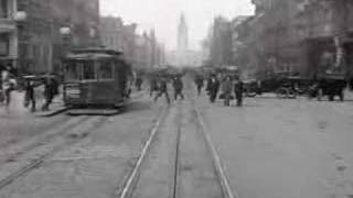 San Francisco 1905 - 1906 (short form)