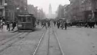 San Francisco 1905 - 1906 (short form)