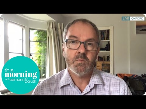 Professor Believes Coronavirus Pandemic Is All Over, Despite Rising 'R' Rate | This Morning