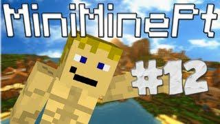 MiniMinePt #12 Ovelha Má E Base Já Algo Evoluida