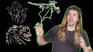 How Many Dragons Would It Take to Melt the Wall in Game of Thrones? (Because Science w/ Kyle Hill)
