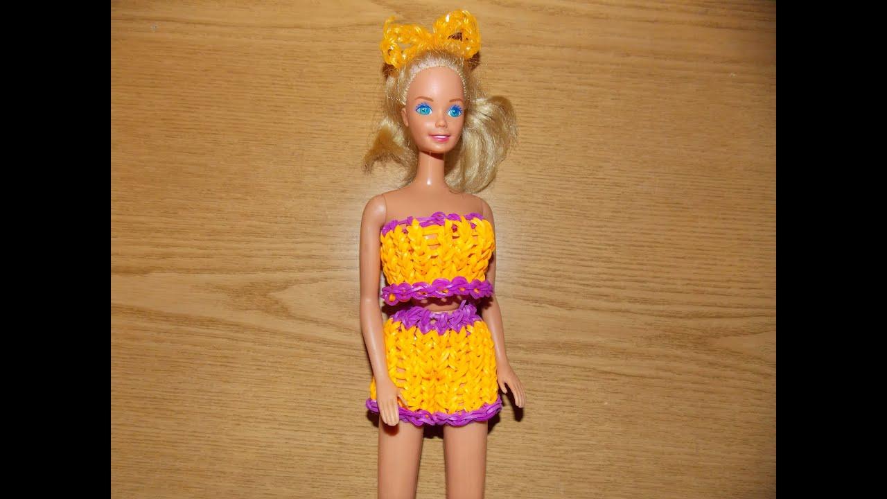 глубокий, насыщенный одежда из резинок для кукол фото как миссия