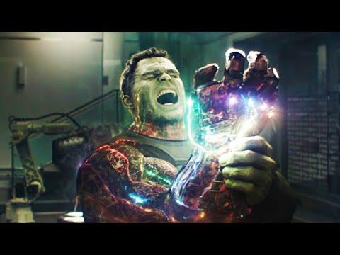 Щелчок Халка | Мстители: Финал | Full HD