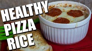 Healthy LEAN BODY Pizza Rice Recipe