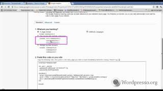Уроки WordPress. Как установить Google Analytics на сайт WordPress