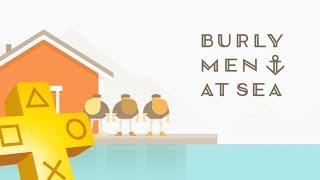 Burly Men At Sea PS Plus Free Game From November 2018 - December 2018