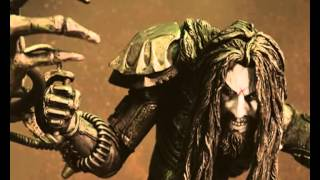 White Zombie - More Human Than Human + Lyrics