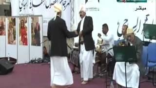 رقصة الشرح 2 الفنان عبدالباسط عبسي مهرجان الفضول