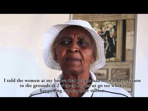 We can forgive but we will never forget: Sharpeville Massacre Survivors