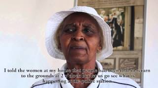 We can forgive but we will never forget: Sharpeville Massacre Survivors