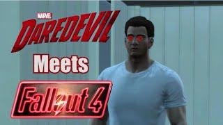 Fallout 4 Mods - DAREDEVIL Trailer in Fallout 4